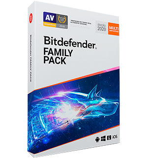 Bitdefender Family Pack 2020