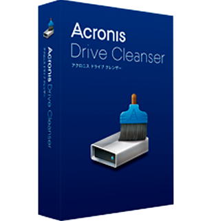Acronis Drive Cleanser картинка №22847