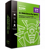 Dr.Web Security Space картинка №22520