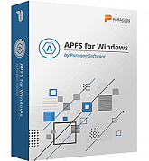 APFS for Windows by Paragon Software картинка №25103